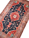 "antique Malayer 3'8"" x 6'2"""