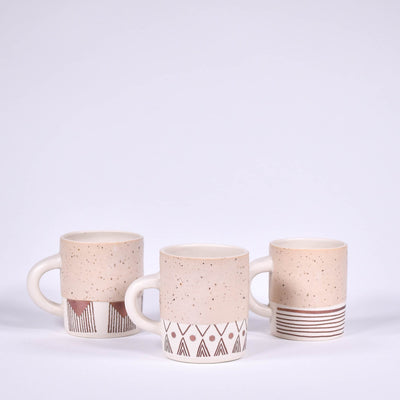 Peach Kettle Valley Tall Mug - Rug & Weave