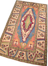 "Vintage Turkish Milas 6'10"" x 11'4"""
