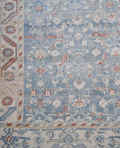 "antique malayer 4'3"" x 10'11"" - Rug & Weave"