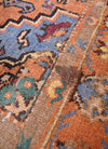 "Antique Caucasian 4'3"" x 7'3"" - Rug & Weave"