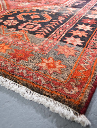 "antique Malayer 4'2"" x 6'3"" - Rug & Weave"