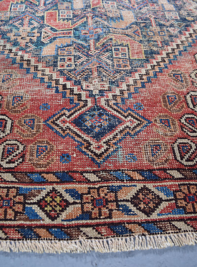 "antique malayer 3'6"" x 5'2"""