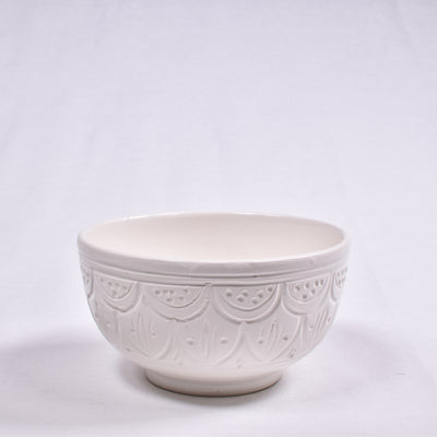 Small Empreinte Ceramic Bowl