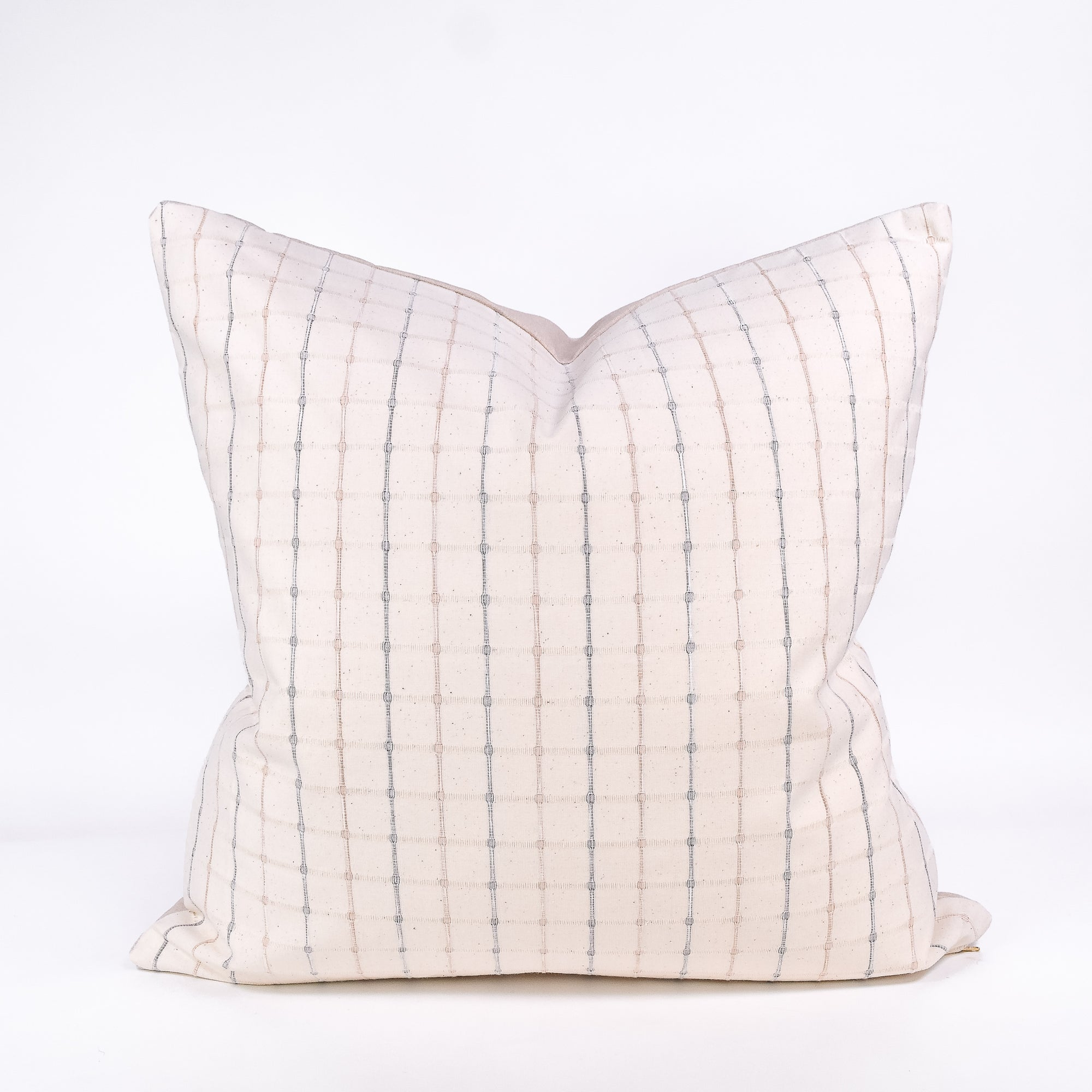 Berry Hemp Pillow - Rug & Weave