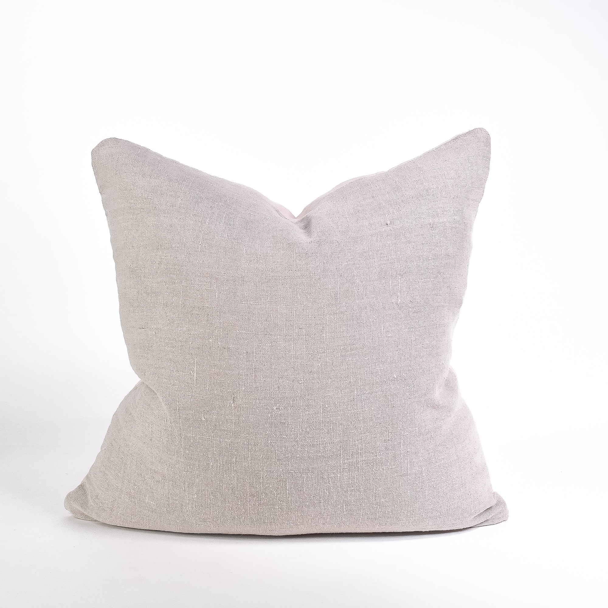 Cloudy Linen Pillow