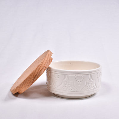 Small Empreinte Ceramic Box