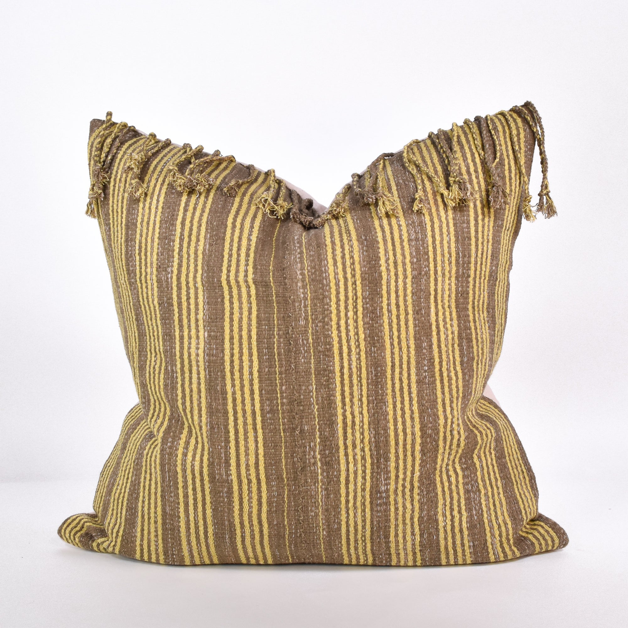 Karen Fringe Pillow