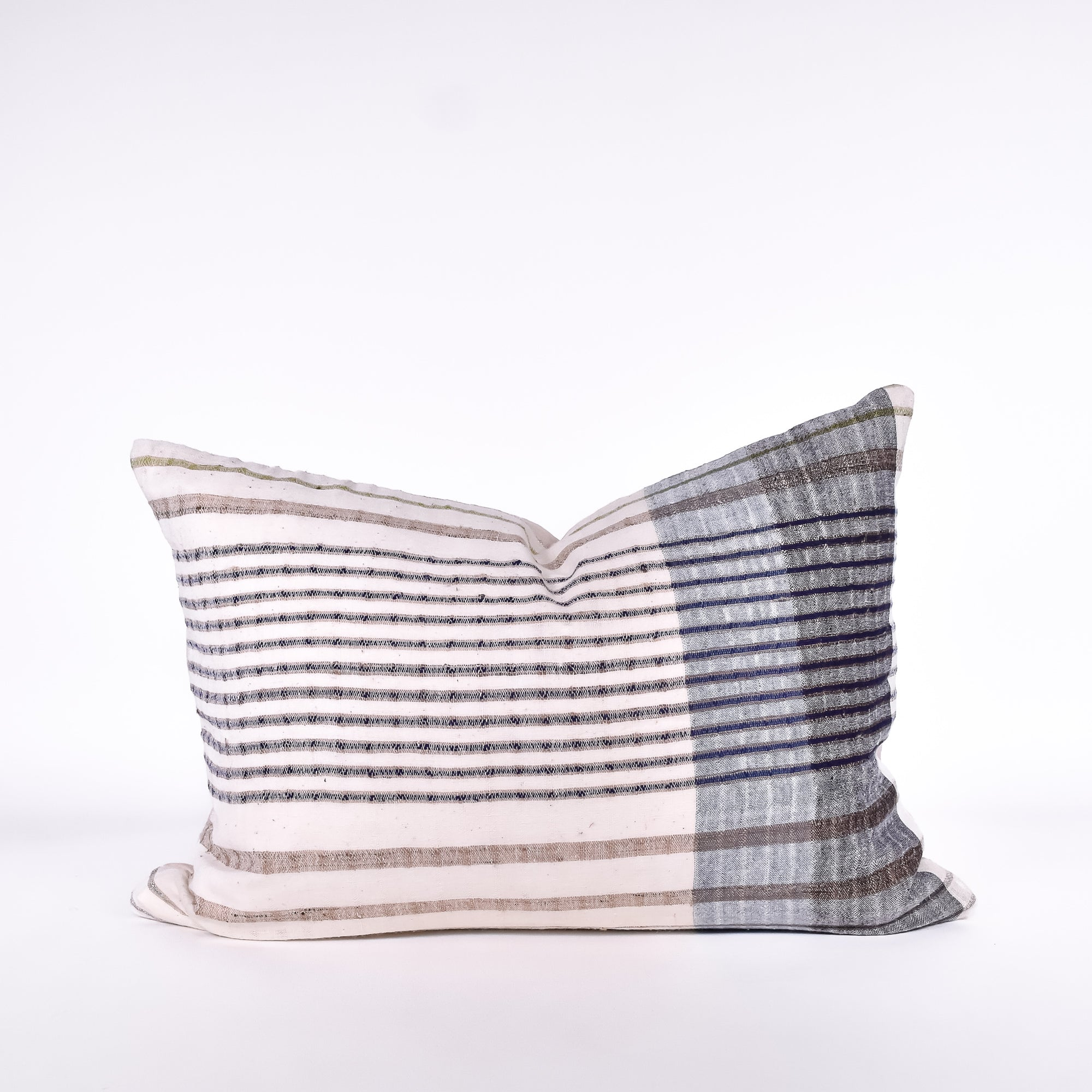 Khadi Shore Pillow - Rug & Weave