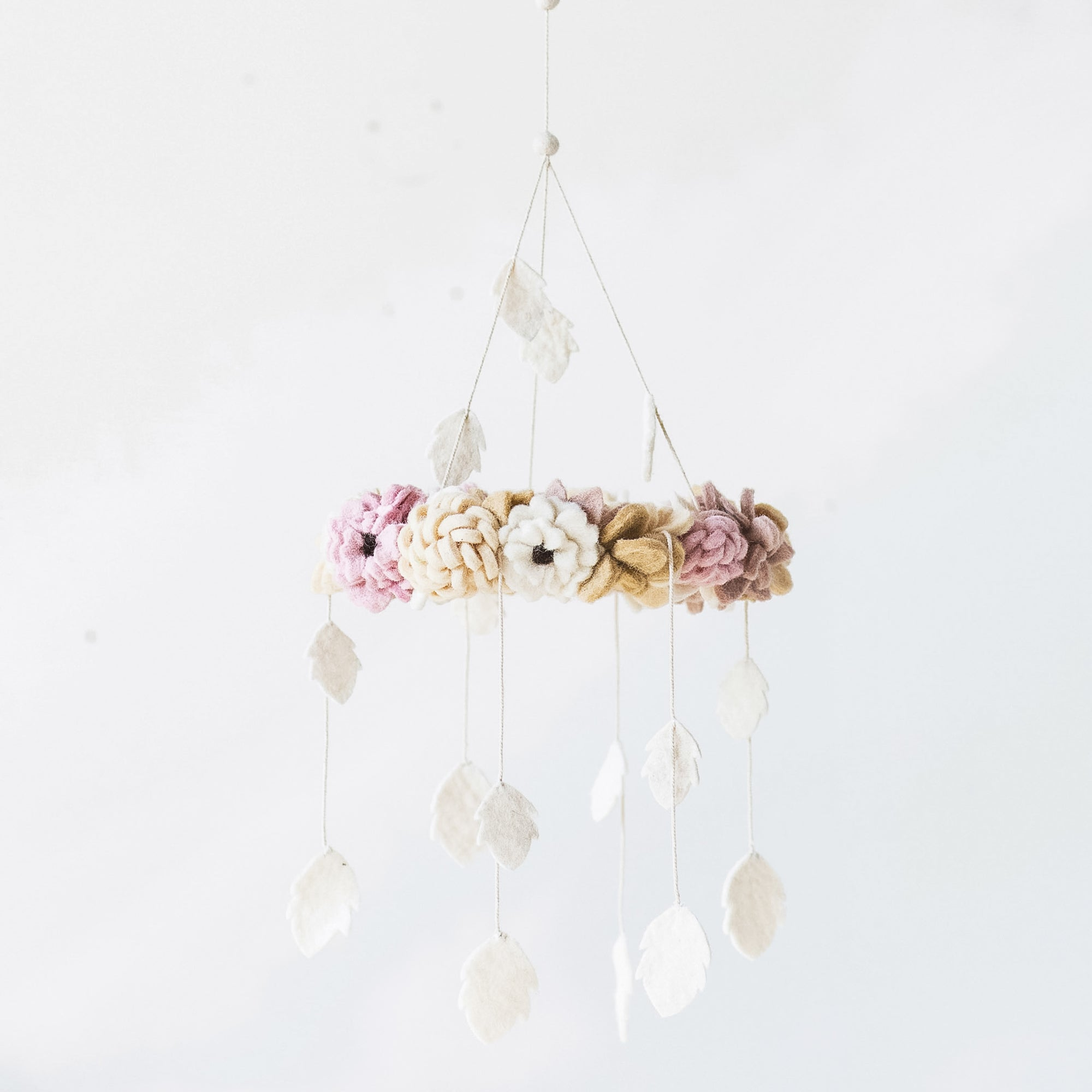 Flower Crown Mobile - Rug & Weave