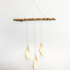 3 Feather Wall Hanging