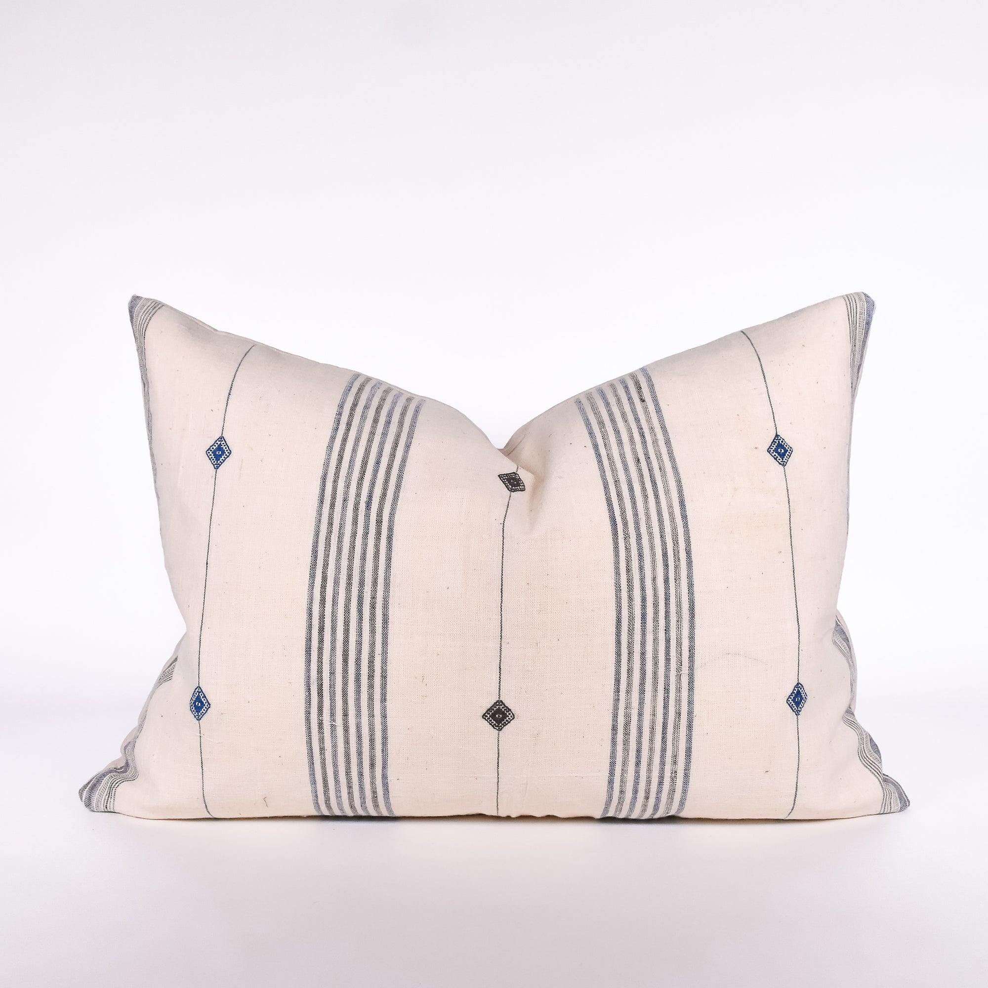 Khadi Cotton Pillow - Rug & Weave