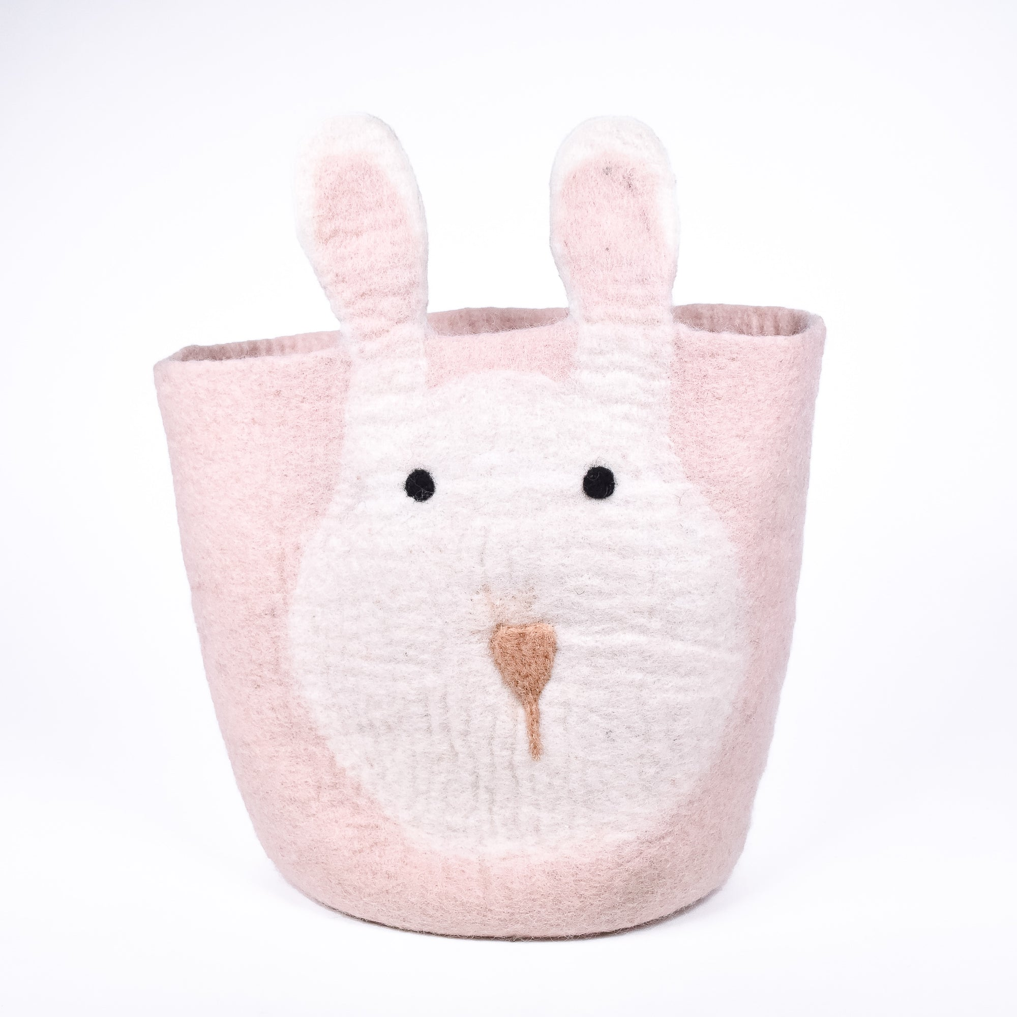 Felt Animal Baskets - Rug & Weave