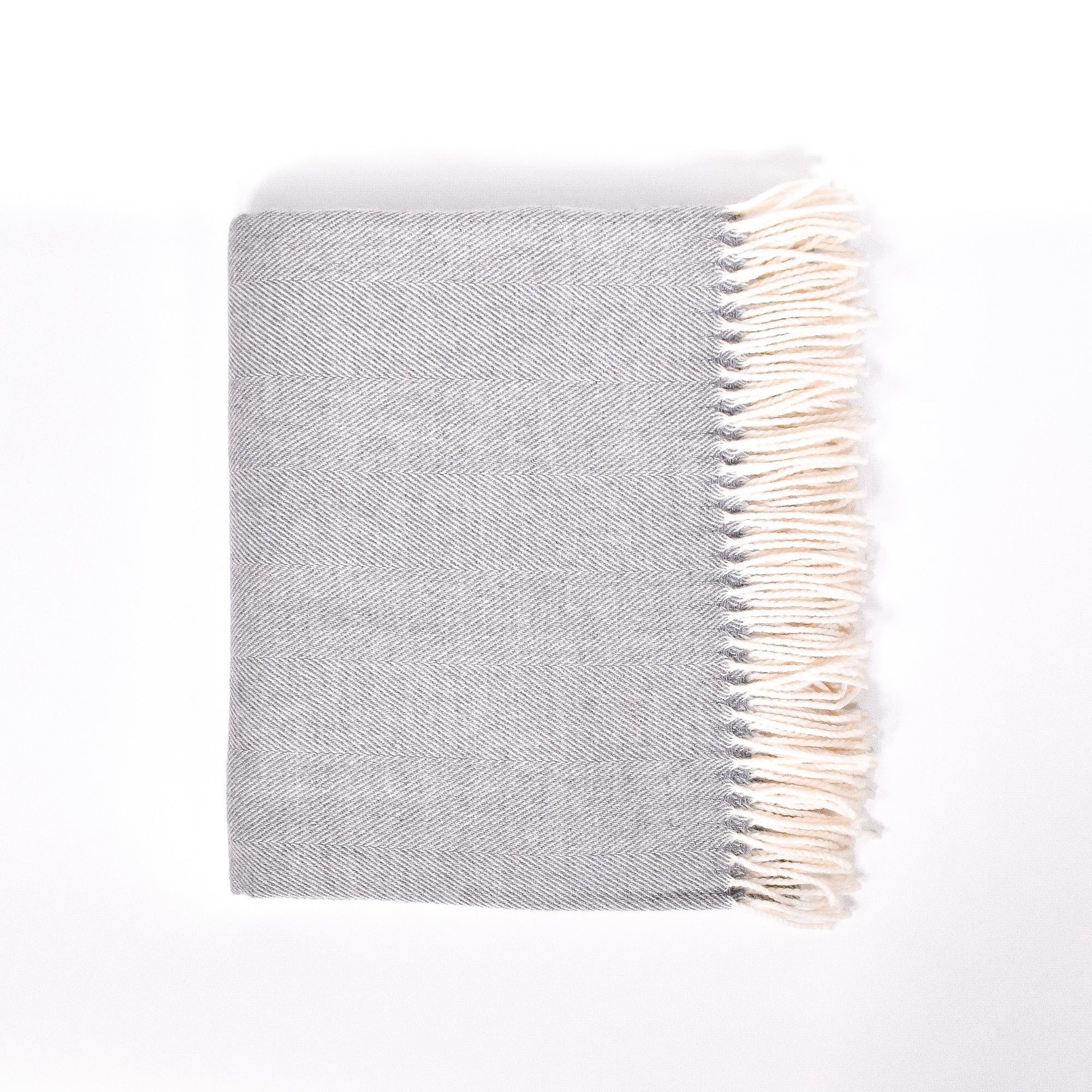 The Cloudy Wool Blanket - Rug & Weave