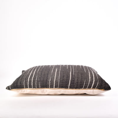 Chocolate Chomthong Pillow - Rug & Weave