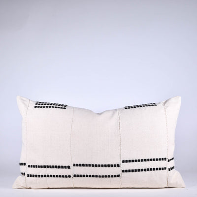 African Hausa Pillow - Rug & Weave