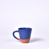 Blue Ceramic Terracotta Mug