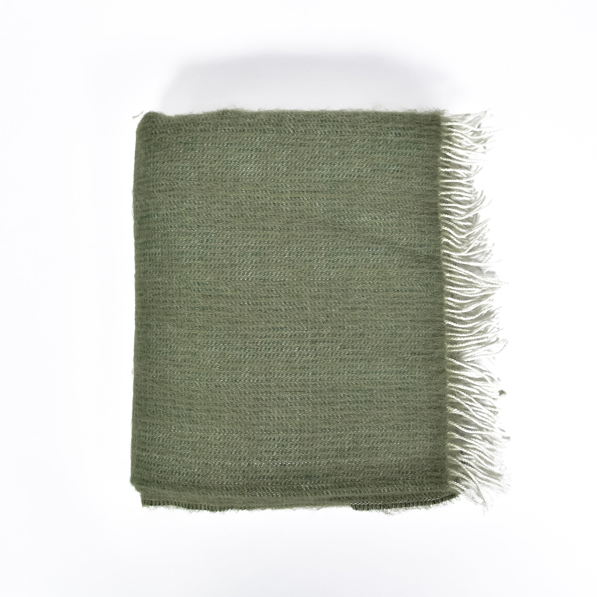 The Moss Blanket - Rug & Weave