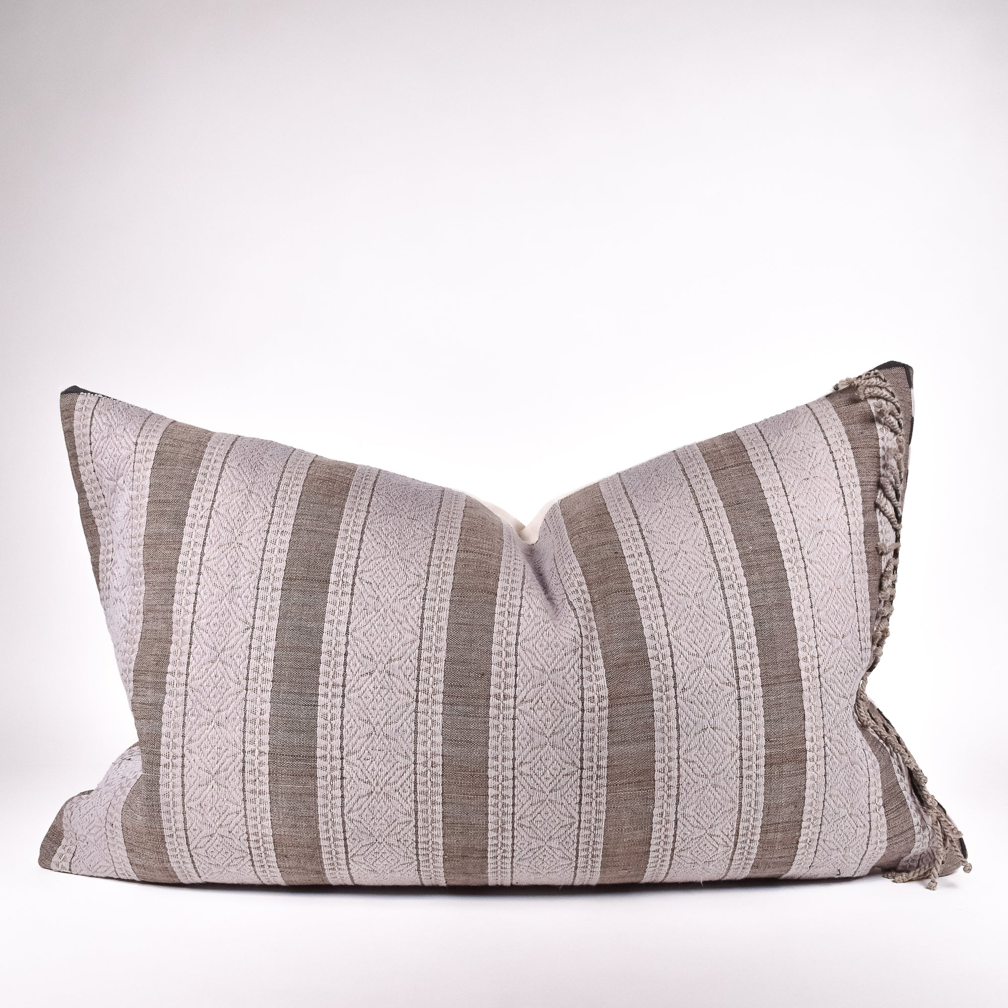 Naga Chin Tribal Pillow - Rug & Weave