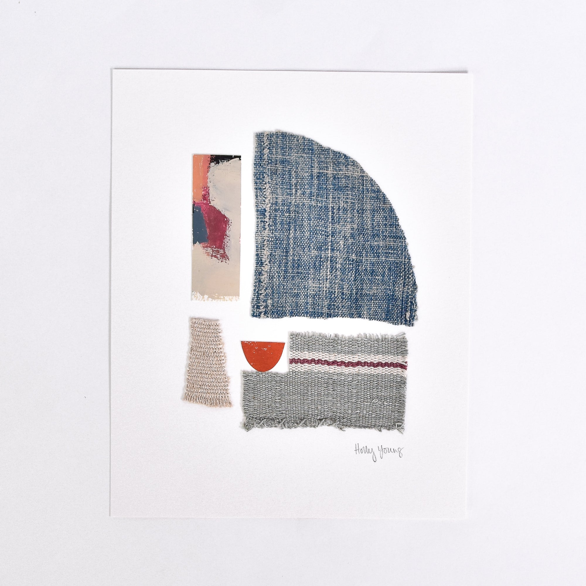 """Hometown"" by Holly Young - Rug & Weave"