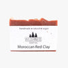 Moroccan Red Clay - Wilderness Soap Co.