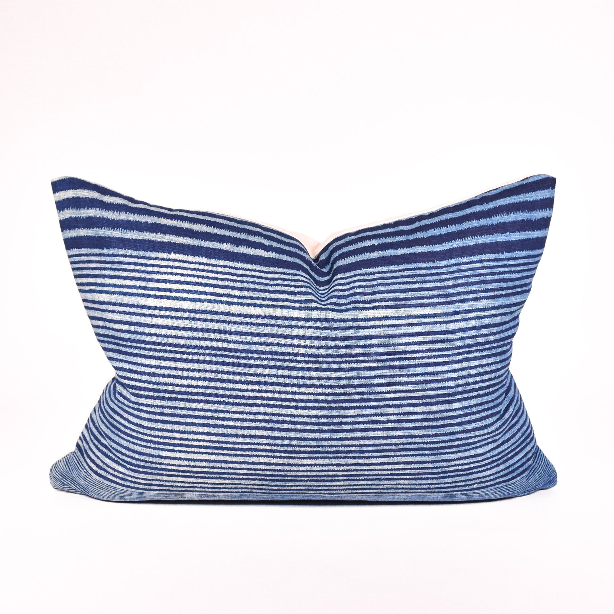 Rainy Indigo Pillow
