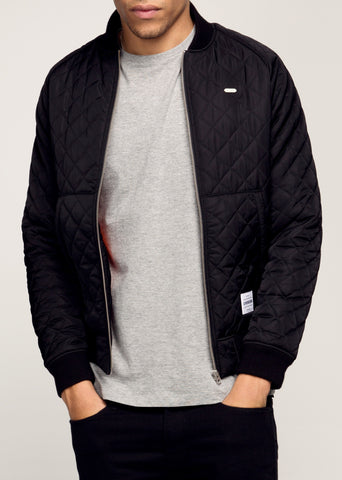 Command Quilted Bomber