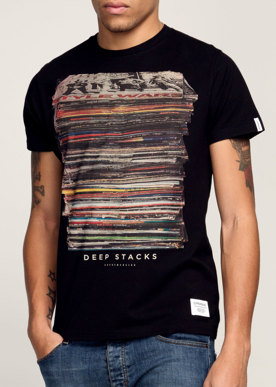Deep Stacks T-Shirt