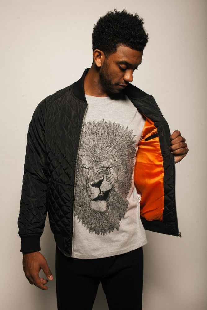 Sunrah Lion T-shirt