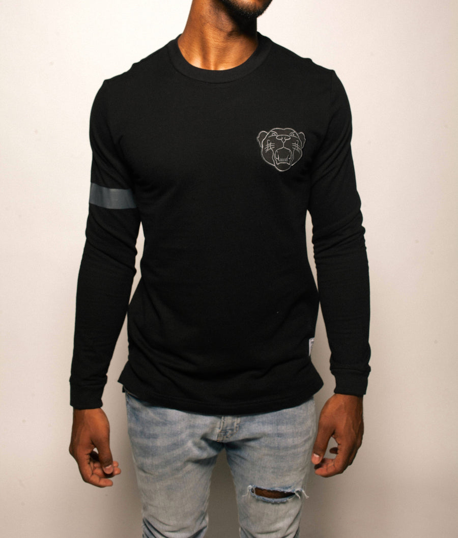 Black Panther L/S T-Shirt