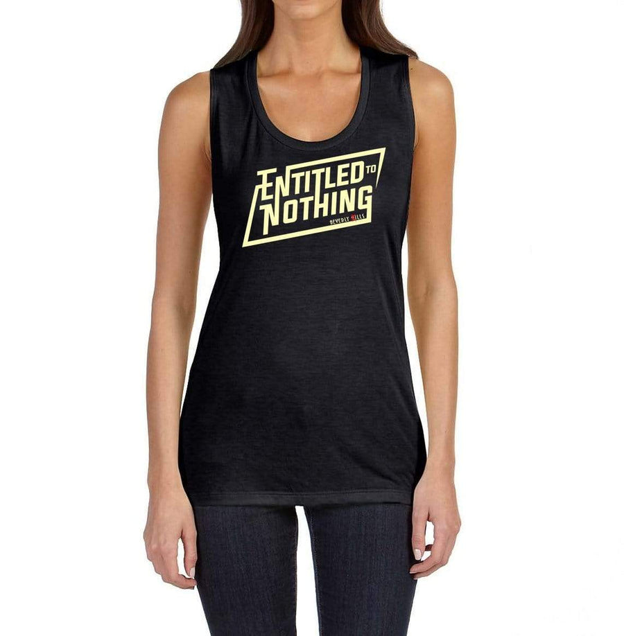 Entitled To Nothing | Womens Tank