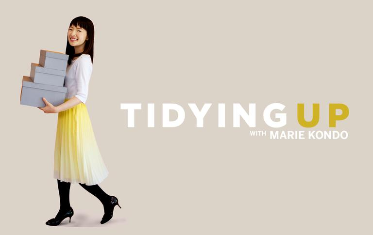 Netflix's 'Tidying Up With Marie Kondo'