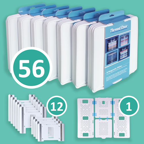 56 Slide / Bracket / Folder Bundle