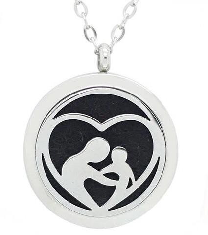 Aromatherapy Locket - Parent's Love