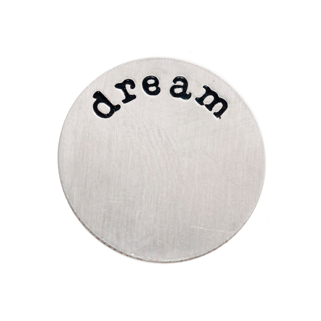 Back plate for use with medium Memory Lockets - 'Dream' - Your Locket