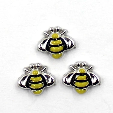 Memory Locket Charm - Bee (new design)