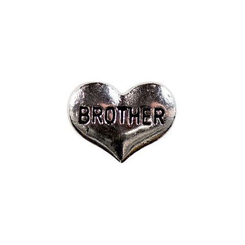 Memory Locket Charm - Brother