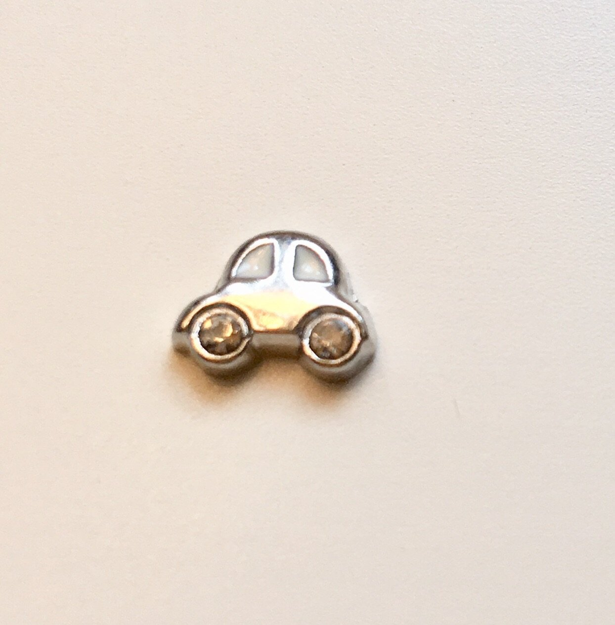 Memory Locket Charm - Car