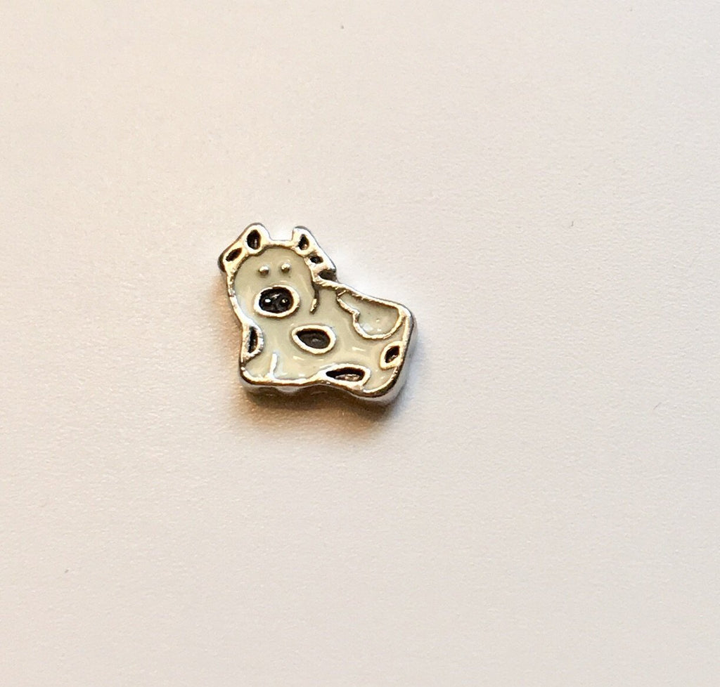 Memory Locket Charm - Cow - Your Locket