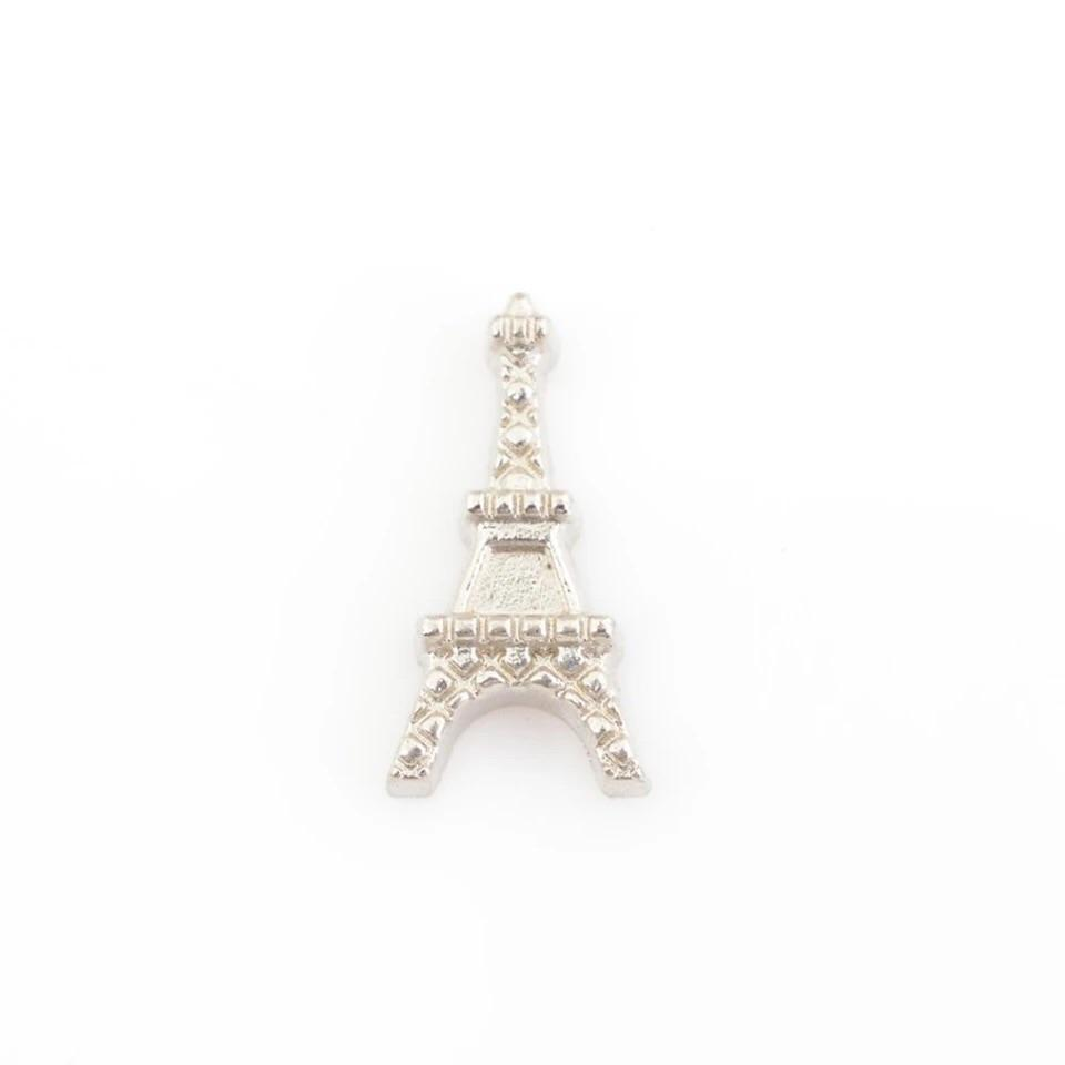 Memory Locket Charm - Eiffel tower
