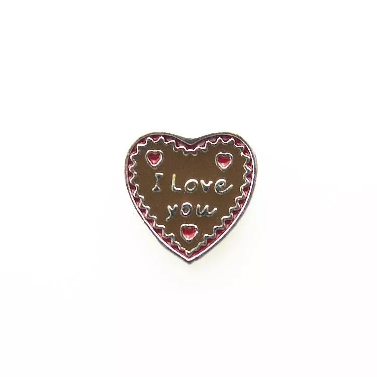 Memory Locket Charm - Love Cookie - Your Locket