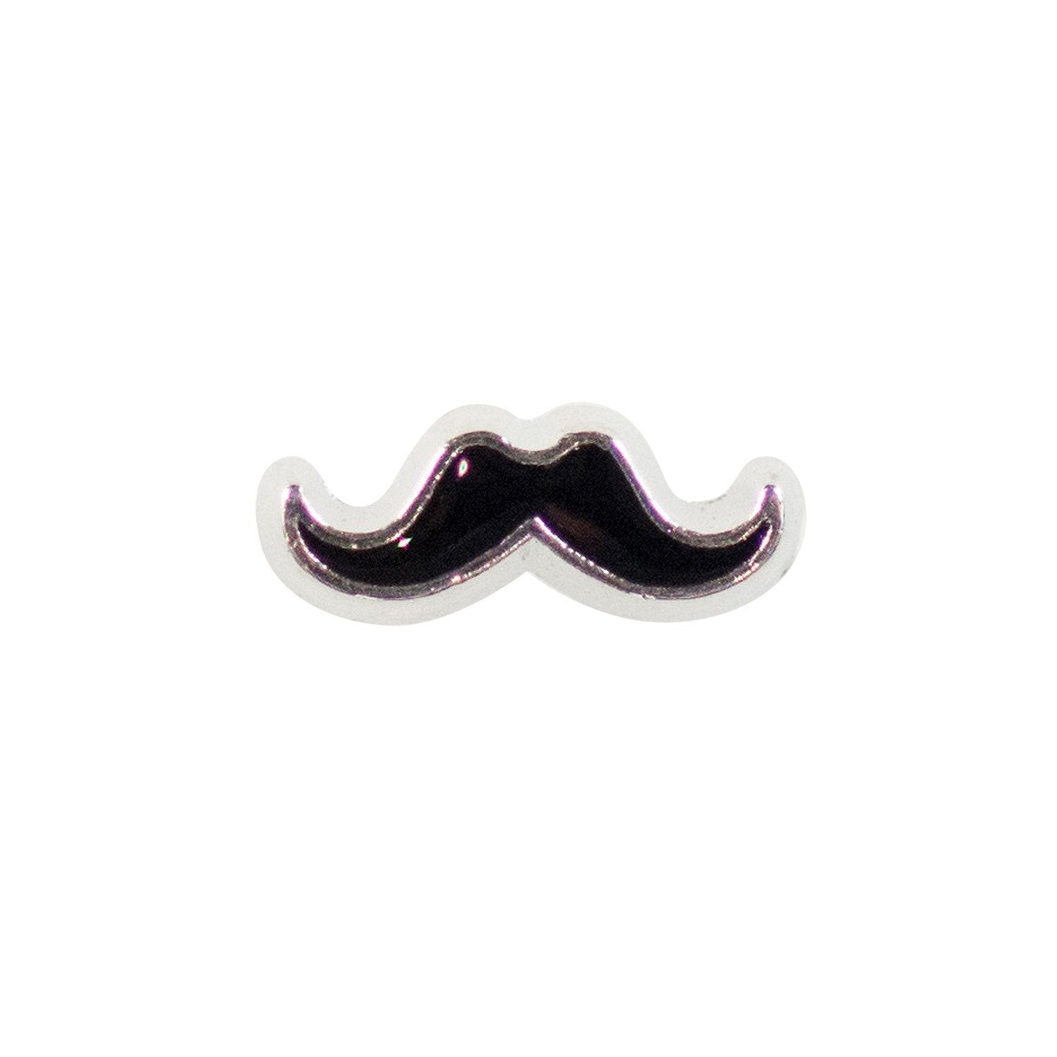 Memory Locket Charm - Moustache