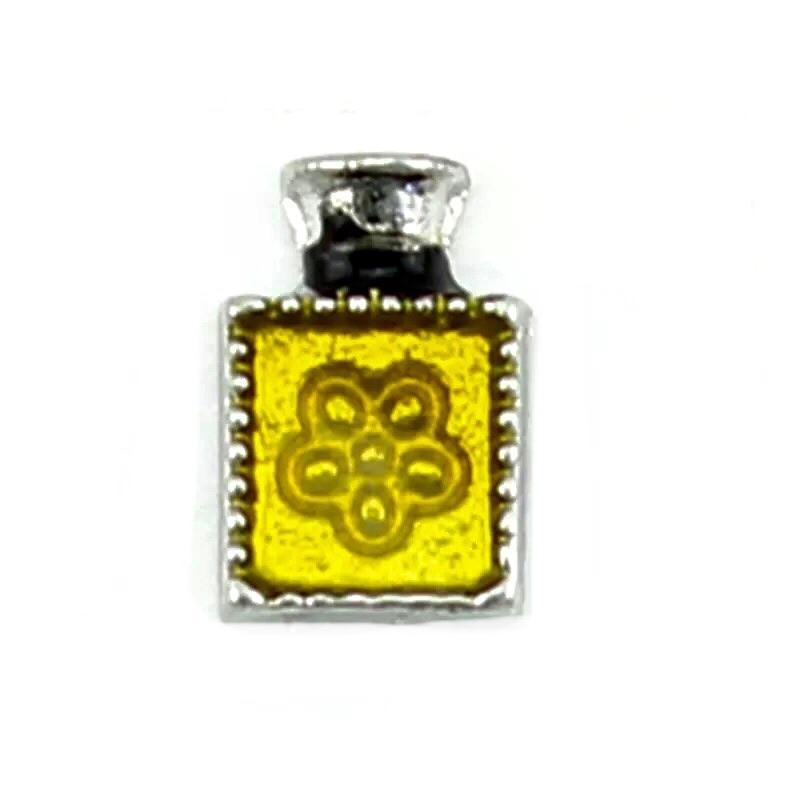 Memory Locket Charm - Perfume Bottle