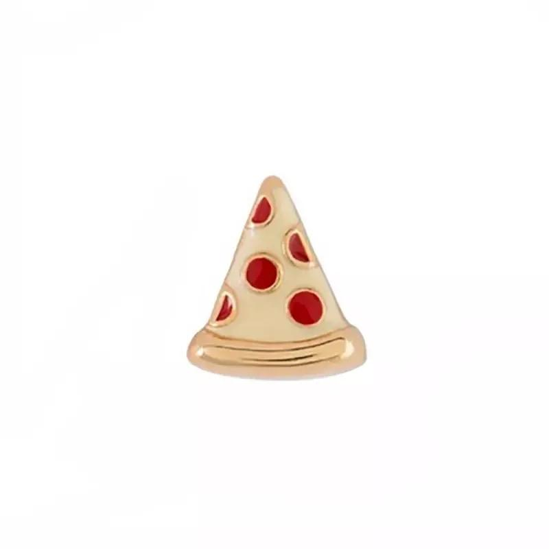 Memory Locket Charm - Pizza - Your Locket