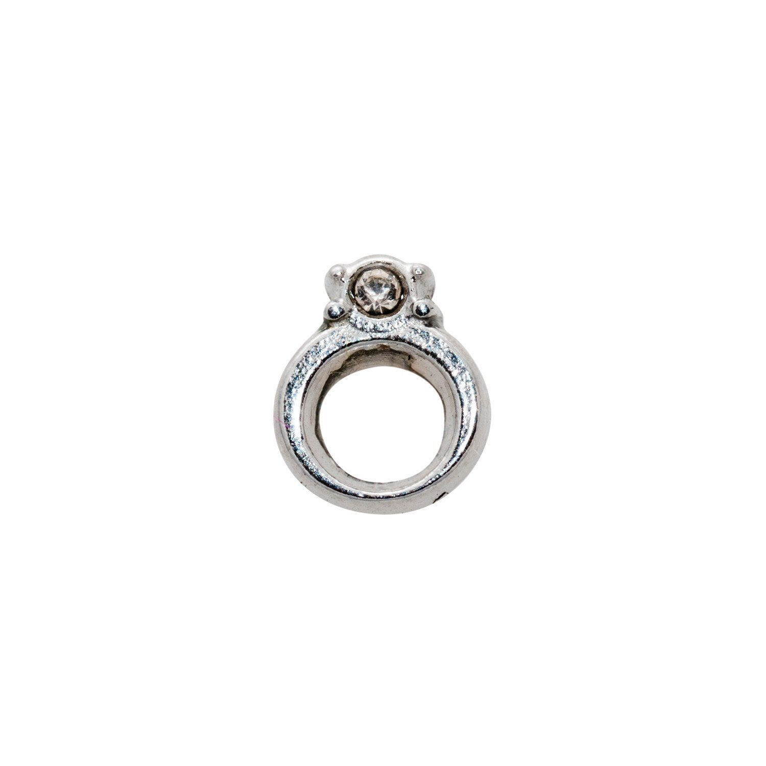 Memory Locket Charm - Ring