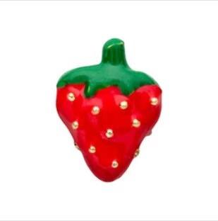 Memory Locket Charm - Strawberry - Your Locket