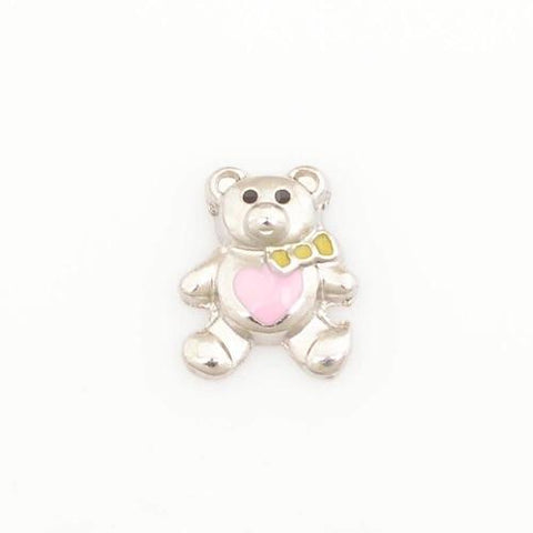 Memory Locket Charm - Teddy
