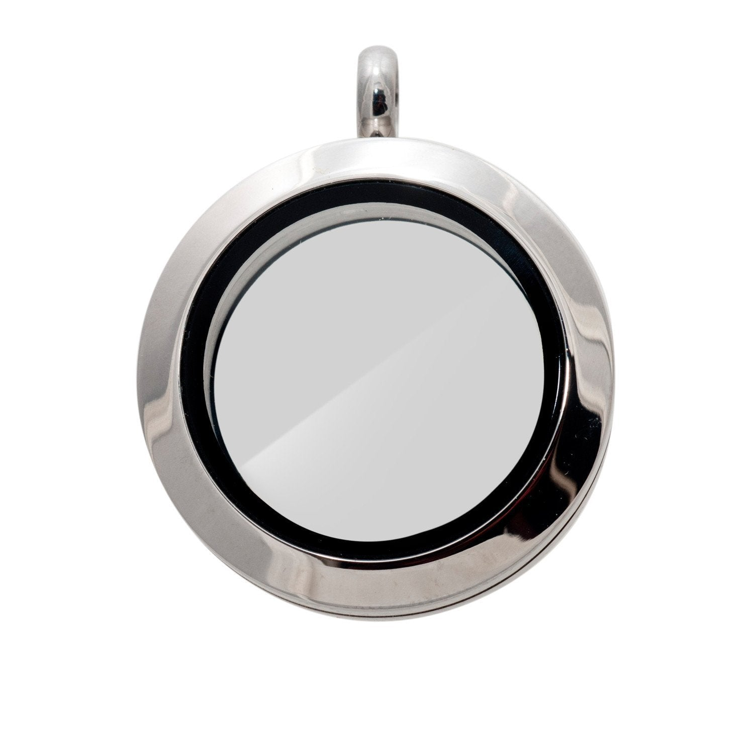 Memory Locket Silver - Medium