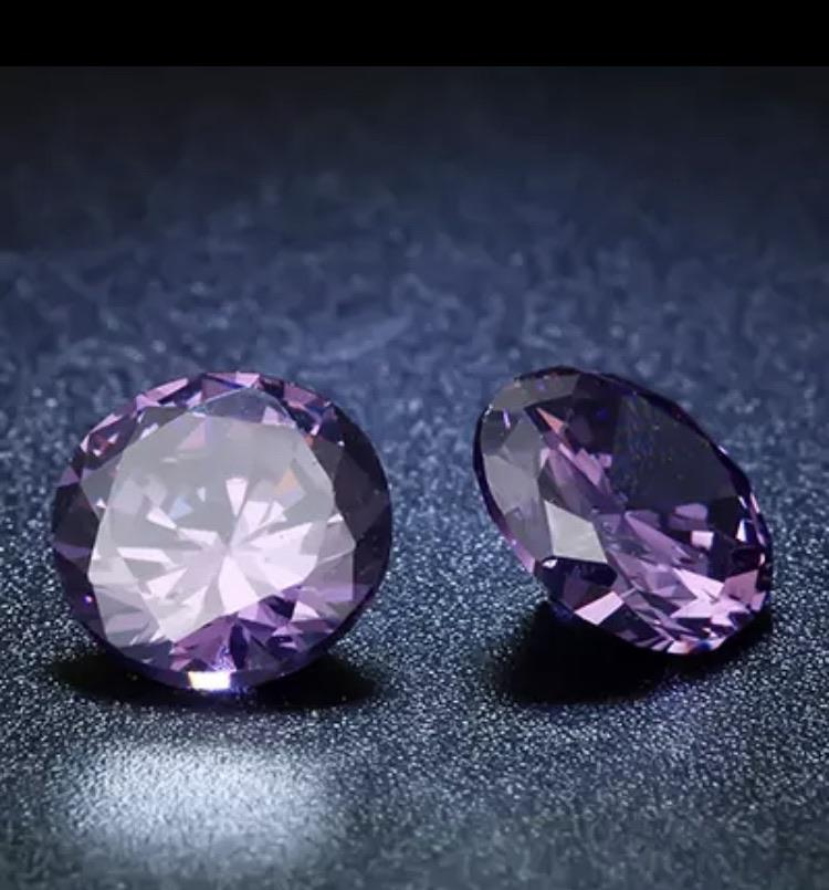 Pura Crystal - Rich Purple