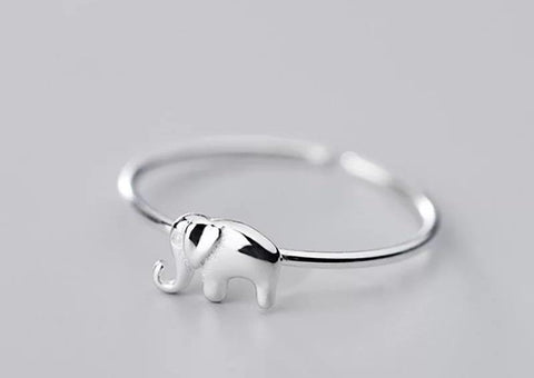 Sterling Silver Ring - Little Ellie